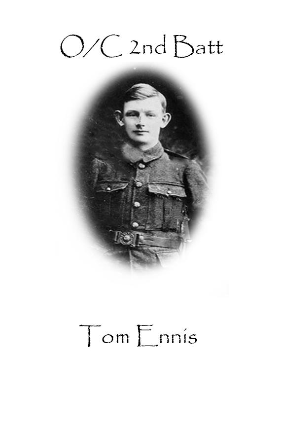 Tom Ennis Custom House Burning