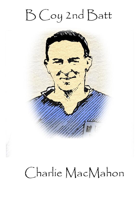 Charlie MacMahon Custom House Burning