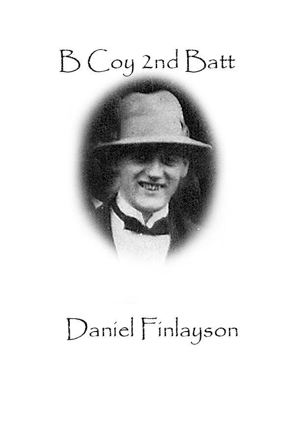 Daniel Finlayson Custom House Burning