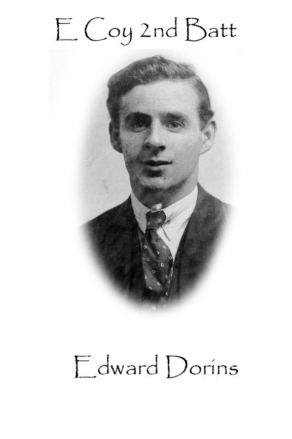 Edward Dorins Custom House Burning