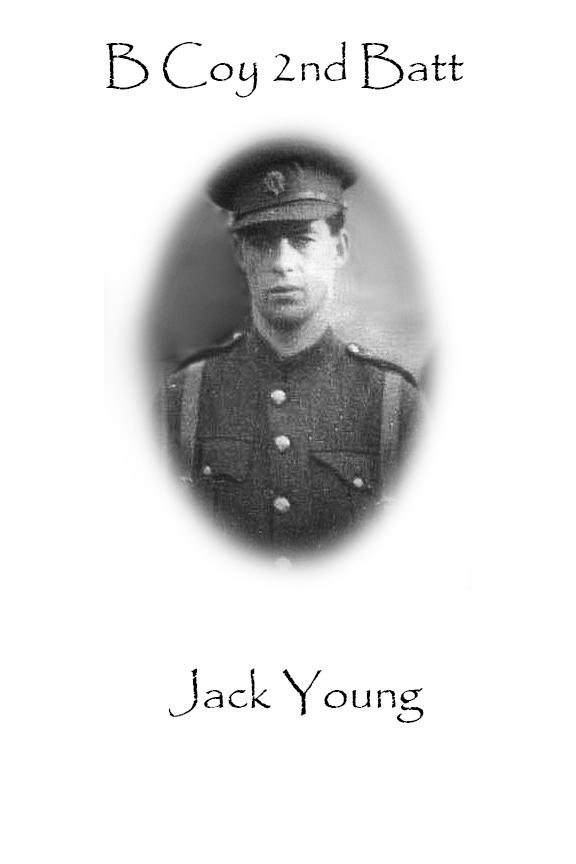 Jack Young Custom House Burning