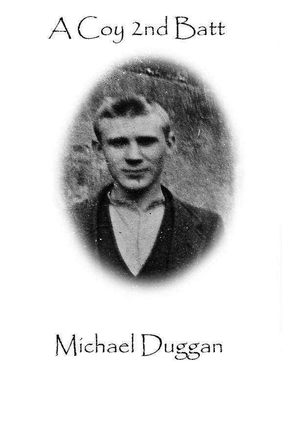 Michael Duggan Custom House Burning