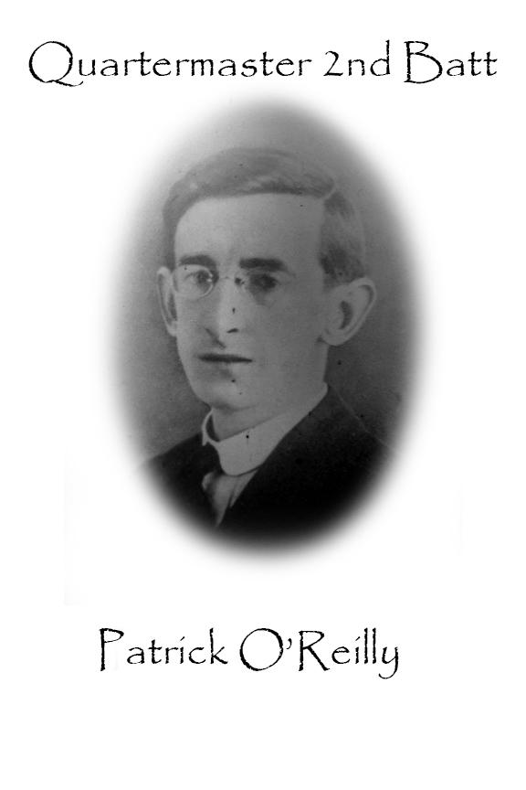 Patrick O'Reilly Custom House Burning
