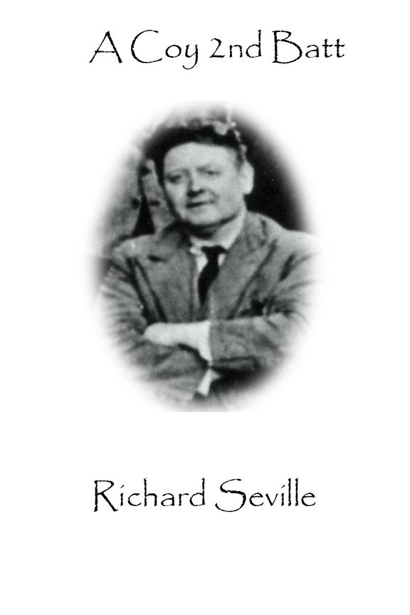 Richard Seville Custom House Burning
