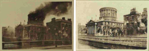Burning of Dublin Custom House 1921