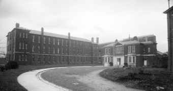 Fire Places: Part 2 – King George V Military Hospital
