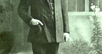 Thomas Fagan, G Coy, 1st Battalion, Dublin Brigade